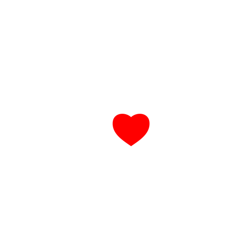 I Love College Logo